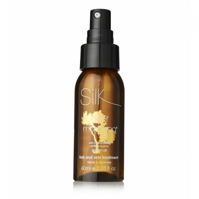 Silk oil of Morocco seerumi hiuksille ja iholle