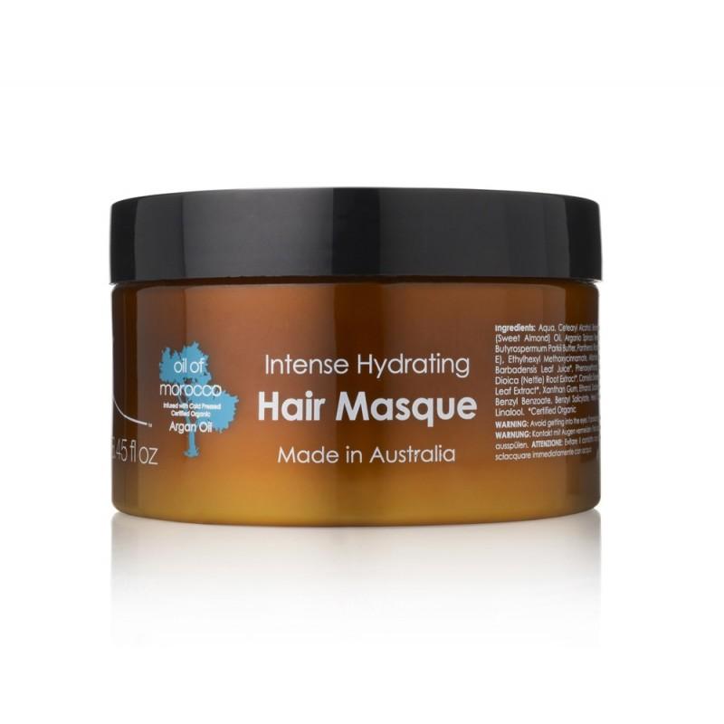 Silk oil of Morocco syväkosteuttava hiusnaamio